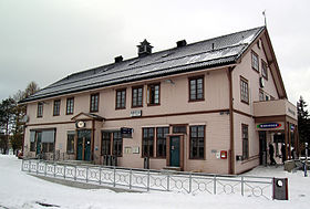 Image illustrative de l'article Ligne de Røros