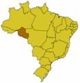Rondônia in Brasilien.png