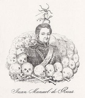 Historiography of Juan Manuel de Rosas