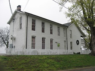 Elizabethtown, Illinois - Elizabethtown was founded around the McFarland Tavern in 1812, which was soon rebuilt as the Rose Hotel. Until the 1960s when it closed as a hotel the Rose Hotel was the oldest continuously run hotel in the state of Illinois and now a state historic site.