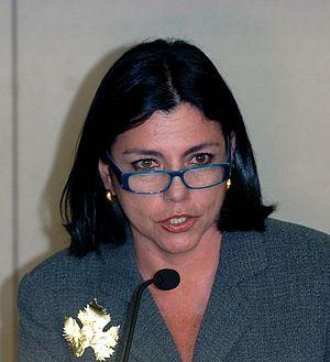 Roseana Sarney - Image: Roseane Sarney 2007