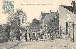 Rue Villebois-Mareuil (Rosny-sous-Bois)