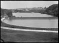Ross Reservoir, Dunedin. ATLIB 294400.png