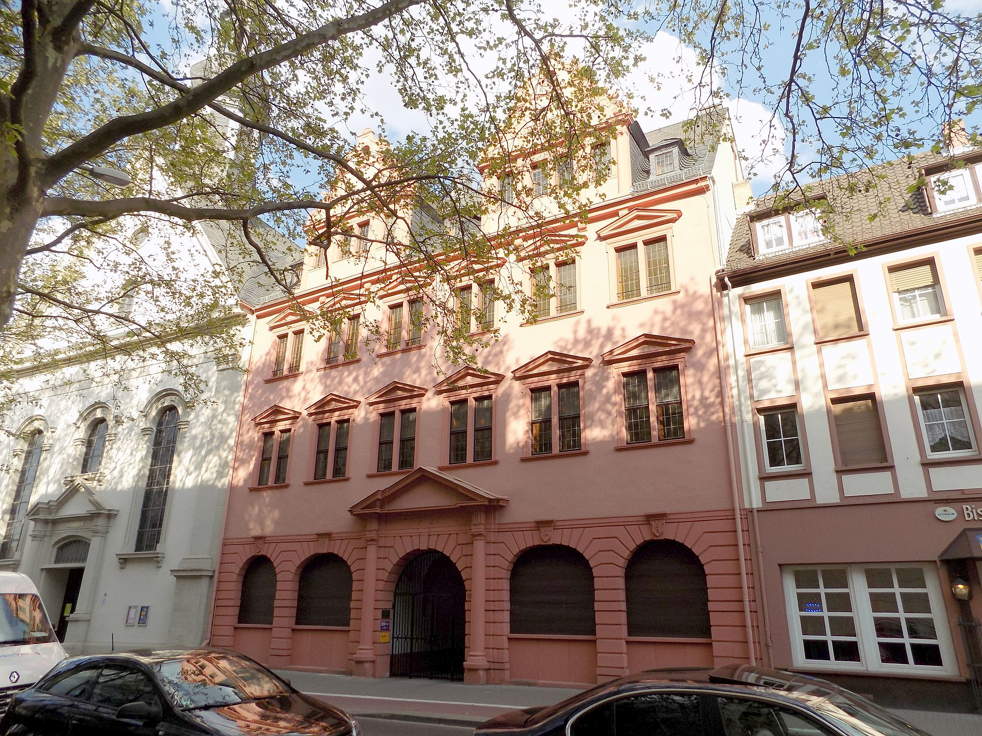 Rotes Haus Worms –