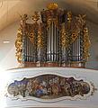 Rottendorf, Orgelgehäuse von J. B. Funtsch.JPG