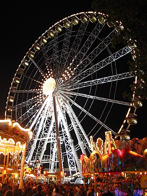 Roue de Paris - Roue de Paris in Geleen, the Netherlands