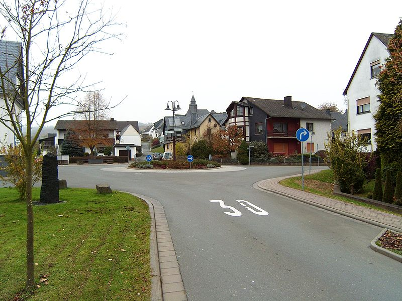 File:Roundabout of dreisbach.JPG