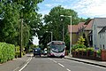 Route 100 bus on Stock Road - geograph.org.uk - 3049398.jpg