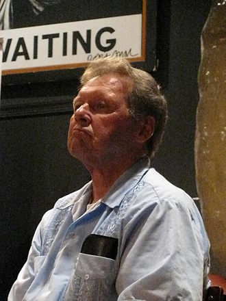 Roy Bourgeois - Bourgeois at Busboys and Poets, September 2012