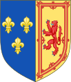 Royal Arms of the Kingdom of Scotland (1559-1560).svg