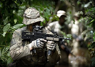 UK Joint Expeditionary Force - Royal Marines