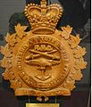 Royal Military College of Canada University Training Program Non Commissioned Members carving.jpg