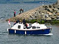 Royal Navy boat, Bangor harbour - geograph.org.uk - 846792.jpg