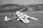 Rubik R-07b Vöcsök típusú vitorlázó repülőgépek. Fortepan 10984.jpg