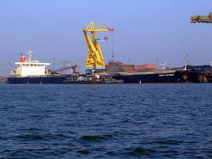 Rubin Artemis, Mississippi harbour, Port of Rotterdam, Holland 29-Apr-2007.jpg