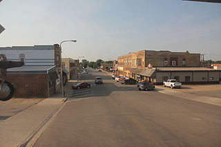 Rugby, North Dakota Town in North Dakota, United States