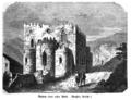 Ruinen einer alten Abtei (aussen) 1866.png
