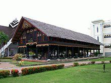 Rumah Adat Aceh Wikipedia Bahasa Indonesia Ensiklopedia Bebas