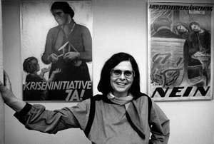Ruth Dreifuss - Image: Ruth Dreifuss (1988) by Erling Mandelmann
