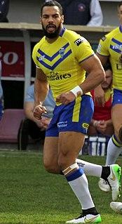 Ryan Atkins England international rugby league footballer