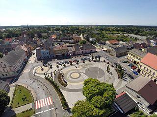 Szubin Place in Kuyavian-Pomeranian Voivodeship, Poland