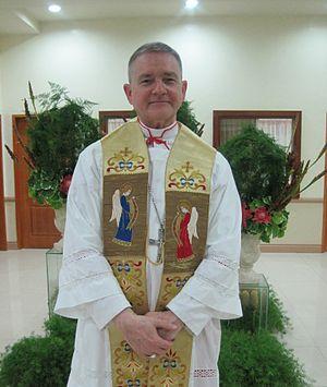 Apostolic Nunciature to the Philippines -  Archbishop Edward Joseph Adams, Apostolic Nuncio to the Philippines (3 September 2007 - 22 February 2011).