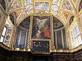 S. martino, sagrestia, crocifissione del cavalier d'arpino, 1592-93, 01.JPG