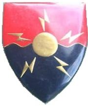 SADF 25 Field Artillery emblem.png