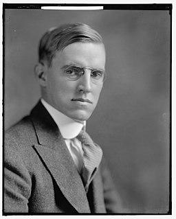 Harry A. Slattery American environmentalist