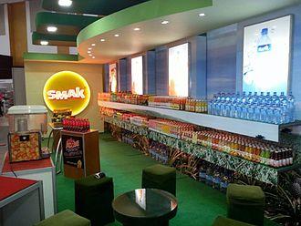 SMAK (brand) - SMAK stall in Colombo