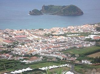 Count of Vila Franca - The provincial capital of Vila Franca do Campo until 1522, the seat of the Counts of Vila Franca