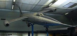 ini dibatalkan pada Juli 1957 setelah hanya 12 contoh telah dibangun