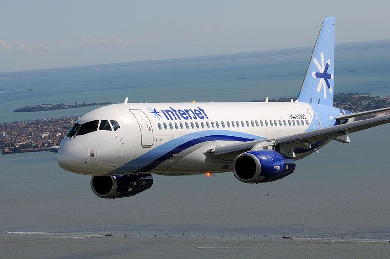 Archivo:SSJ100 for Interjet (9016198170).jpg
