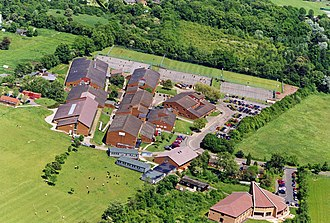 Sharnbrook - Image: SUS aerial