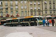 SVB-Gelenktrolleybus 22 1992