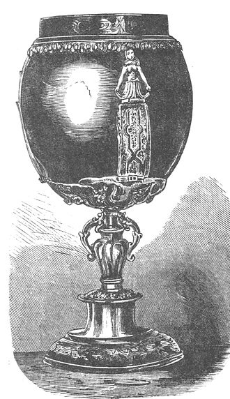 Anacharsis - Sacrifice cup attributed to Anacharsis