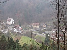 Saegplatz - view from Castle Keppenbach.JPG