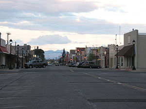 Safford, Arizona - Image: Safford, Arizona