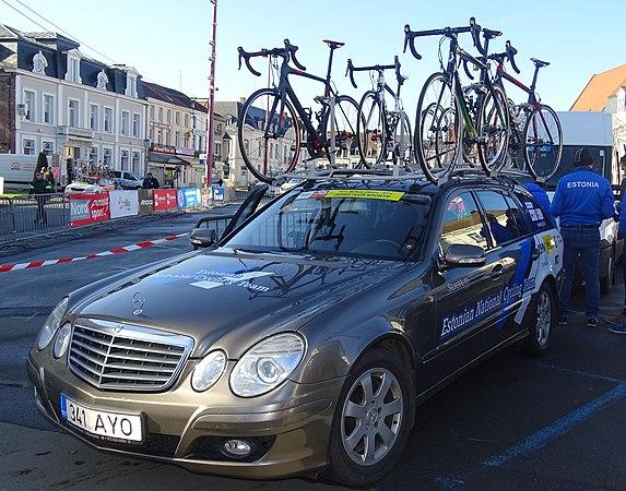 Saint-Amand-les-Eaux - Paris-Roubaix juniors, 10 avril 2016, départ (A25).JPG