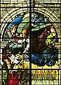 Saint-Chapelle de Vincennes - Baie 2 - L'incendie des arbres et des plantes, détail des anges (bgw17 0435).jpg