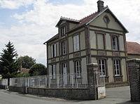 Saint-Christophe-sur-Avre (27) Mairie.jpg