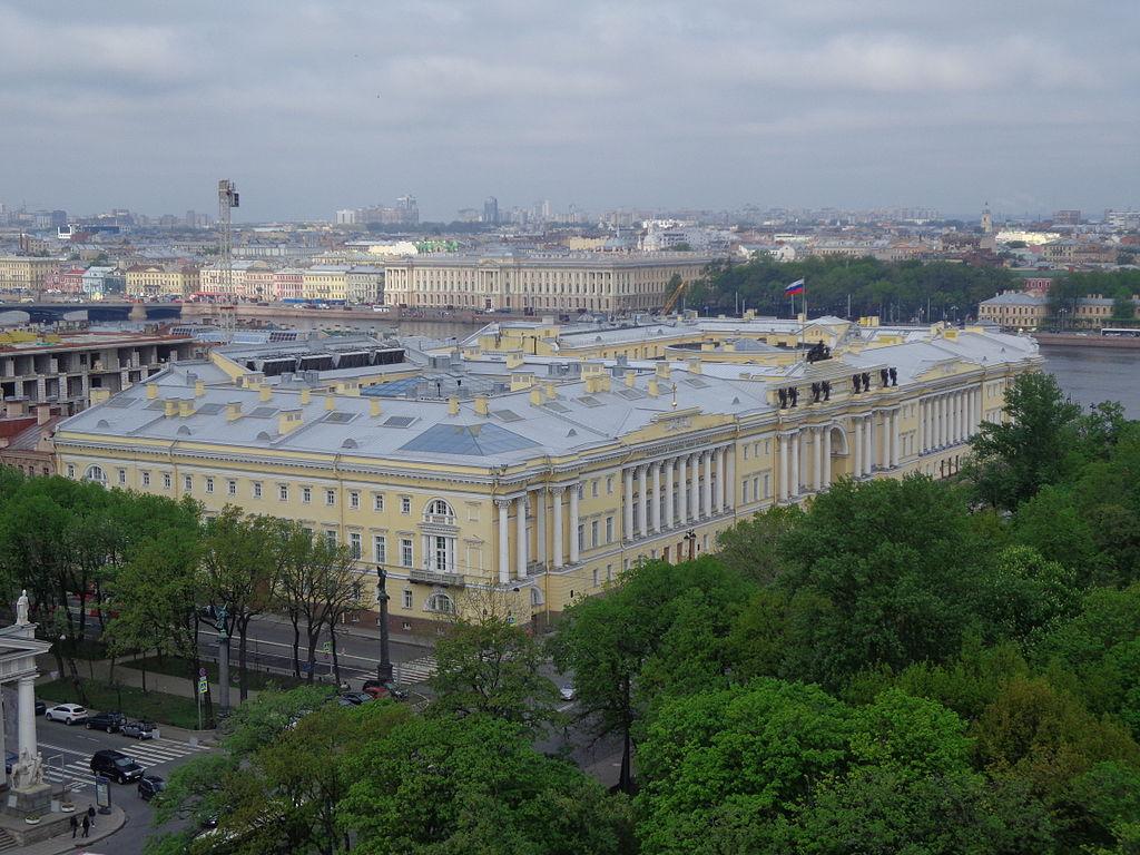 Saint-Pétersbourg - Senat.jpg