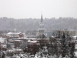 Saint-Raymond, Quebec - Image: Saint Raymond