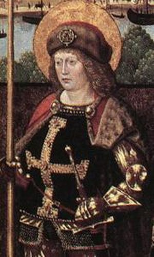 Gereon - Image: Saint Gereonoakpanel