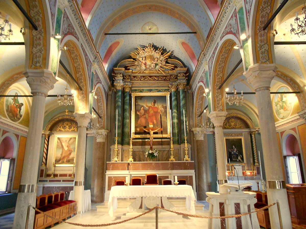 St. George's Cathedral, Ano Syros - Wikipedia