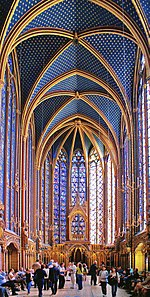 Sainte Chapelle - Upper level 1.jpg