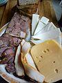 Salceson, kielbasa, cheese from Poland.jpg