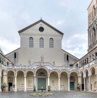 Salerno Cathedral - Image: Salerno 2013 05 17 09 37 10