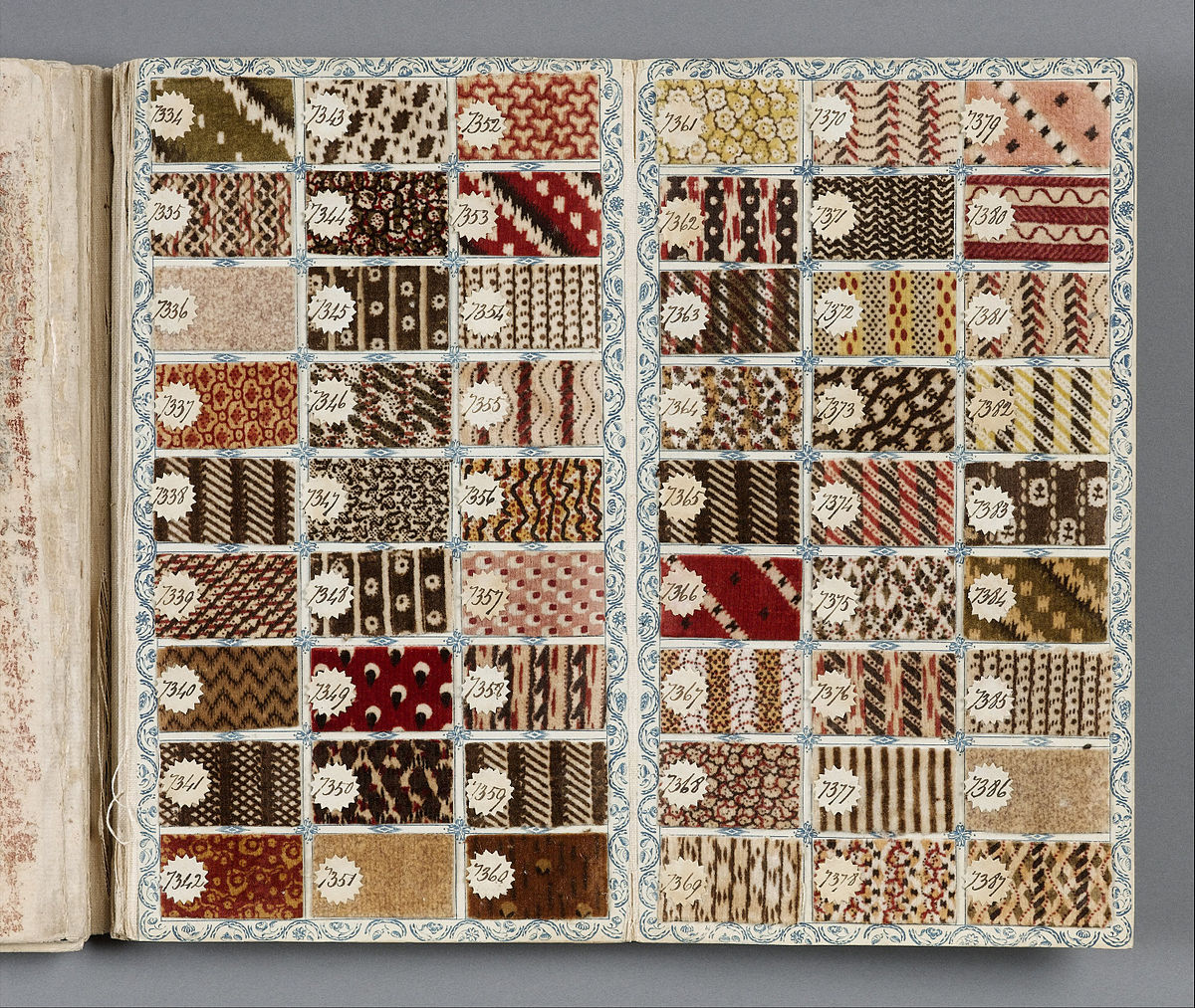 Textile sample - Wikipedia