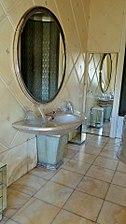 Salle de bain de la Reine de l'hôtel du ministre des Affaires étrangères PA00088723 (5).jpg